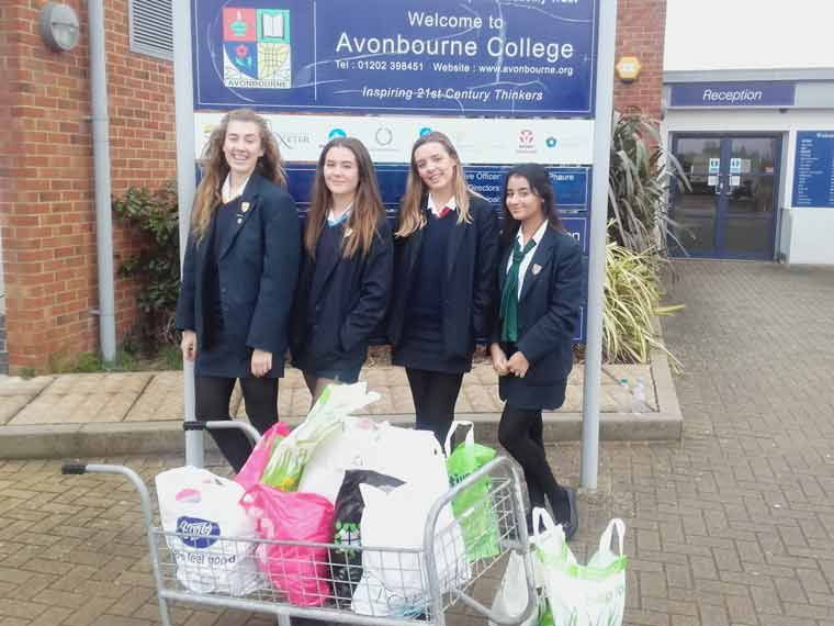 Avonbourne College Head Girls