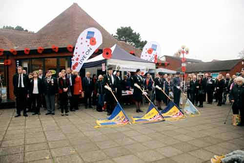 Dorset Poppy Appeal Launch