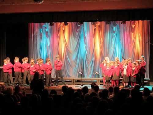 Wimborne St Giles Choir