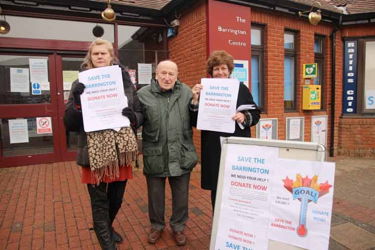 Save the Barrington Centre