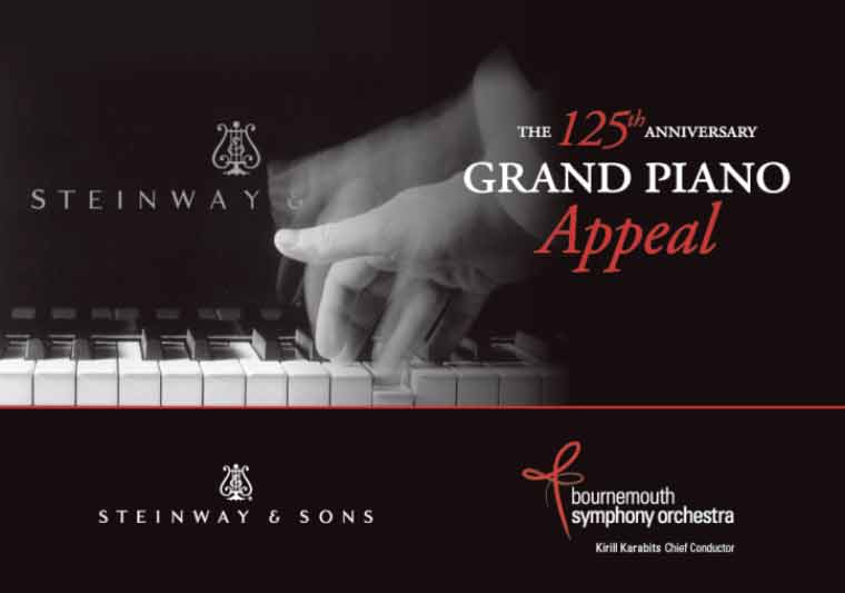 Grand Piano Appeal