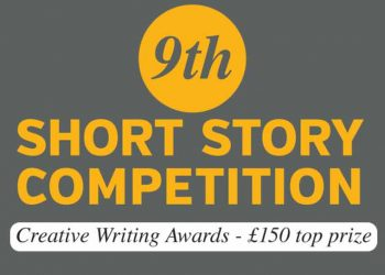 9th Short Story Competition - Creative Writing awards £150 top prize
