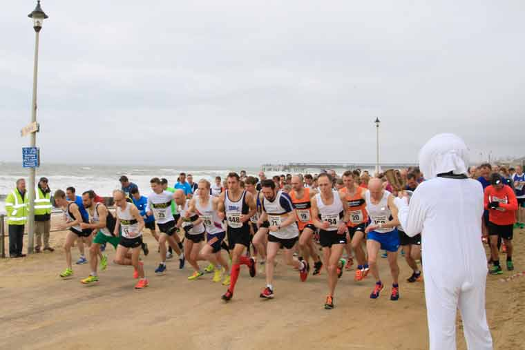 The Easter Quarter Marathon