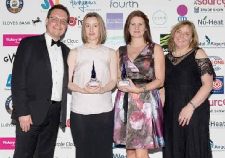 South West Moors Valley at the Tourism Excellence Awards