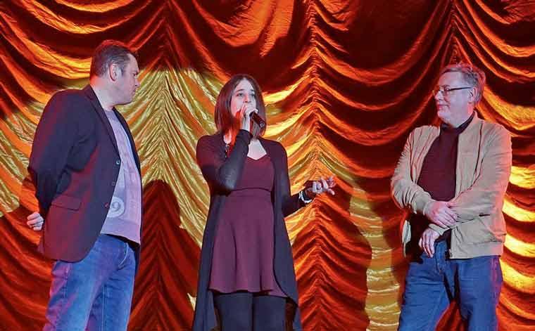 Free concert at Barrington Theatre raises £1600