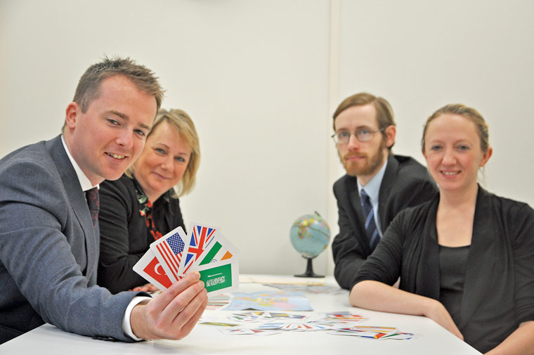 Dorset Chamber of Commerce and Industry helped the county's businesses export £163.5M of goods