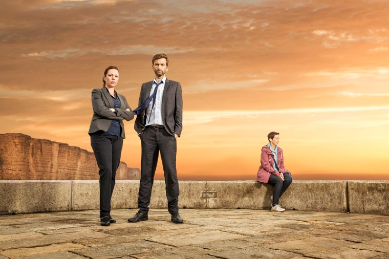 ITV's Broadchurch portrays Dorset sexual assault support services
