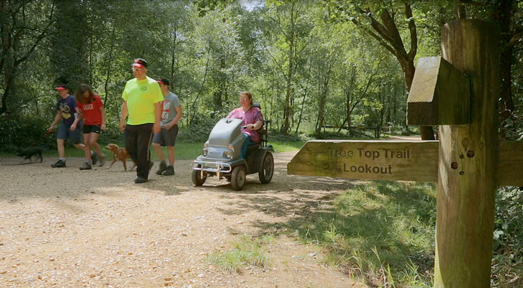 Moors Valley to host disabled access day on 11 March