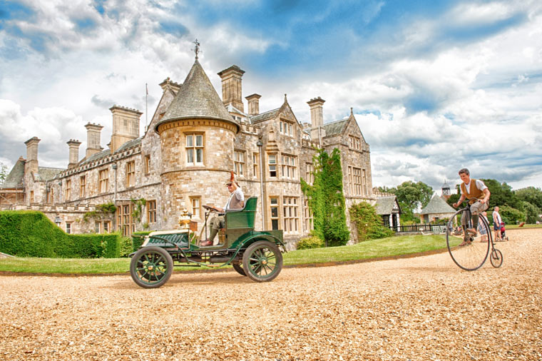 The Beaulieu attraction wins a VisitEngland gold accolade
