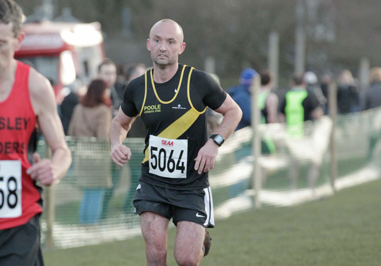 David Wood is fundraising to compete in the Aquathlon World Championships