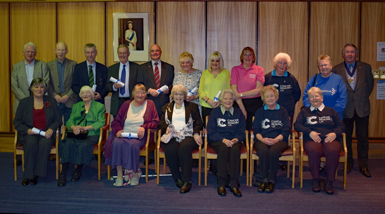 9th annual ceremony for Purbeck volunteers