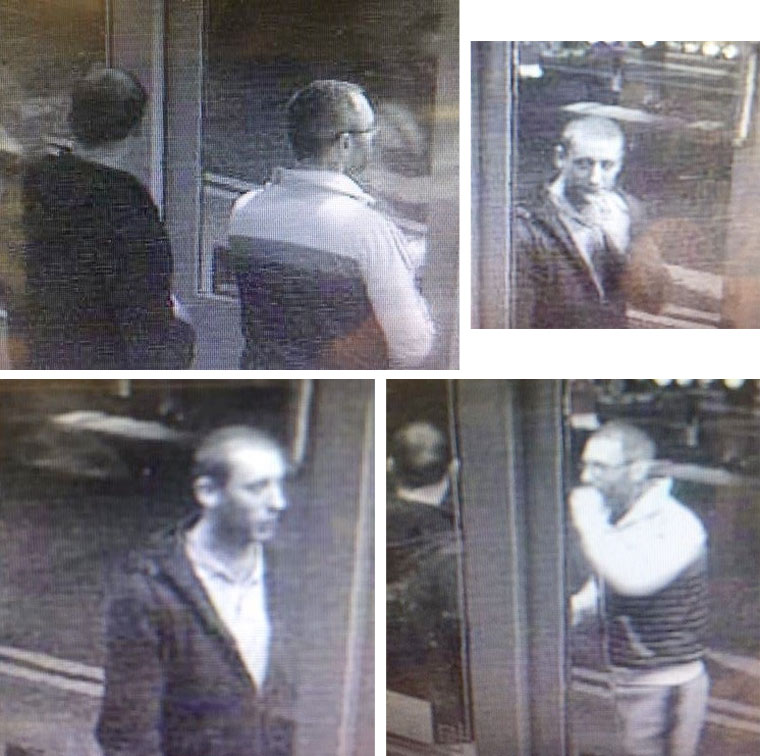 CCTV Appeal for men suspected of robbery