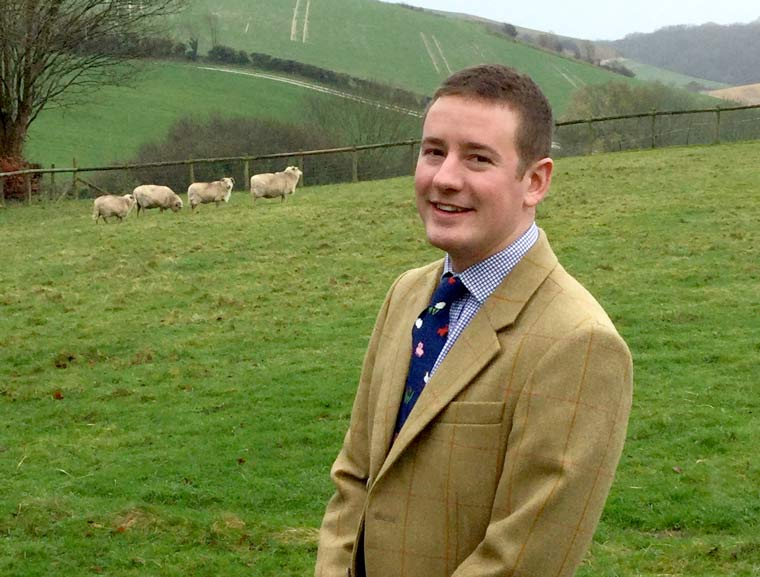 Will Hyde appointed as the Dorset County Show secretary