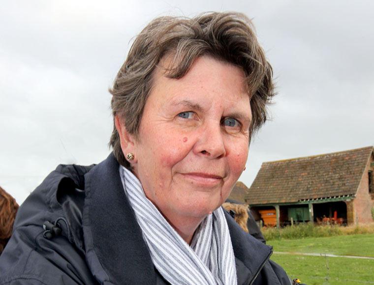 Judy Jamieson MBE's sad passing