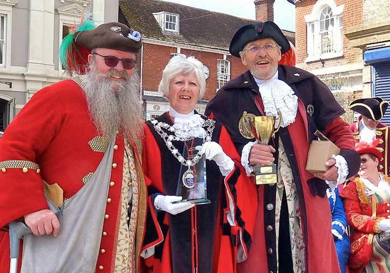 Southern England Town Crier competition