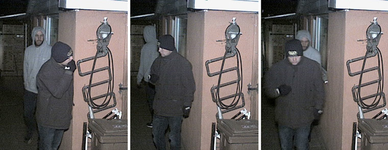 Police appeals after thefts in Ferndown, Lymington and Verwood