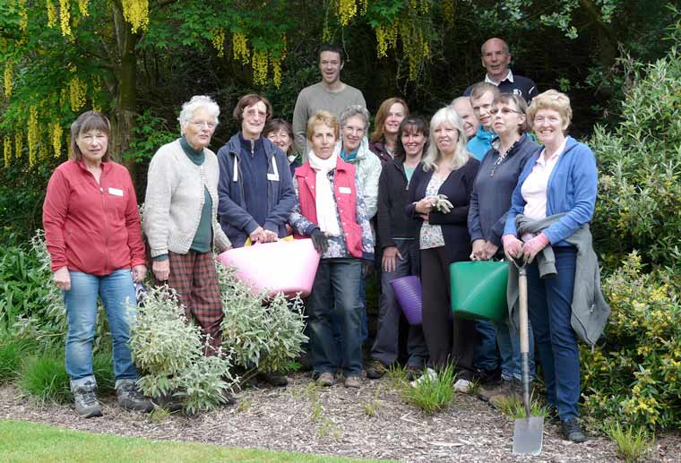 Knoll Gardens' Volunteer Recruitment Open Day
