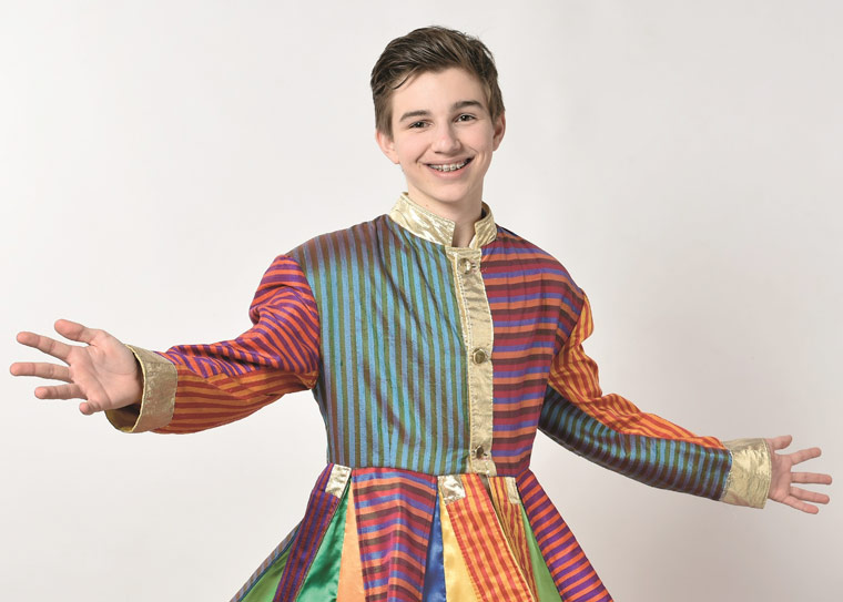 Joseph and his Technicolor Dreamcoat at the Regent Centre