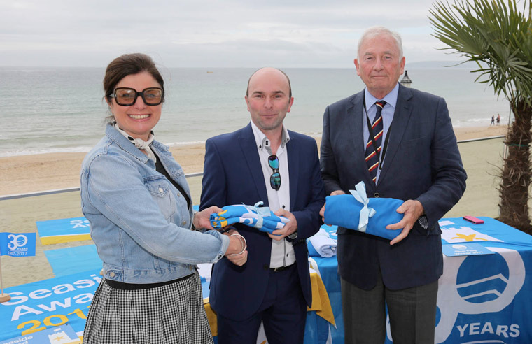 Bournemouth wins Blue Flag awards