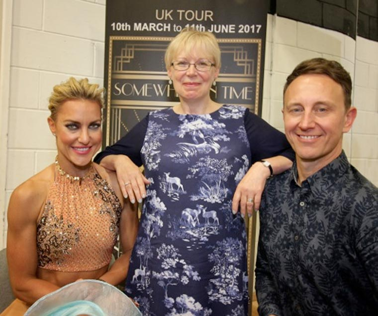 Review: An Audience with Ian Waite & Natalie Lowe at the Regent Centre