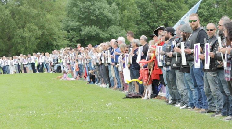 Wimborne Rotary successful World Record Attempt