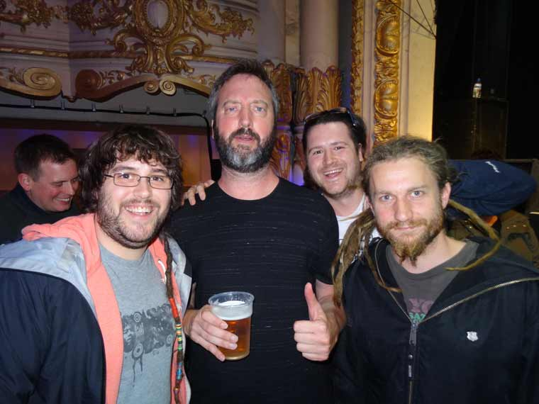 Tom Green live at O2 Academy Bournemouth