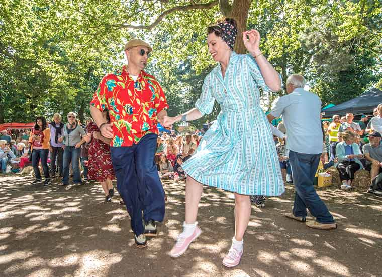 Shake & Stir organisers announce competition