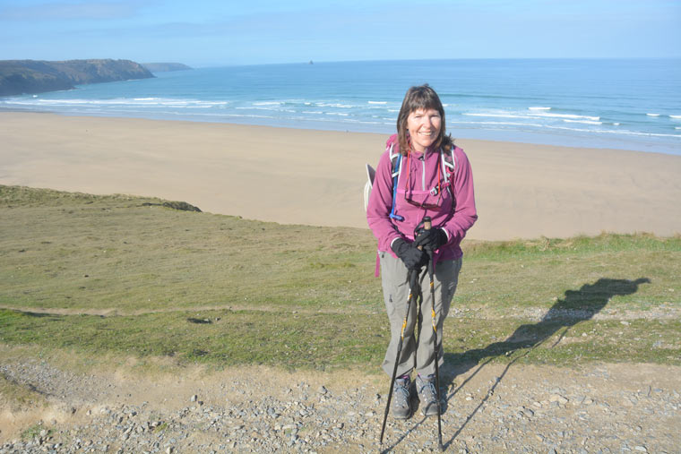 1200 miles on foot, an epic walk from Land's End to John O'Groats