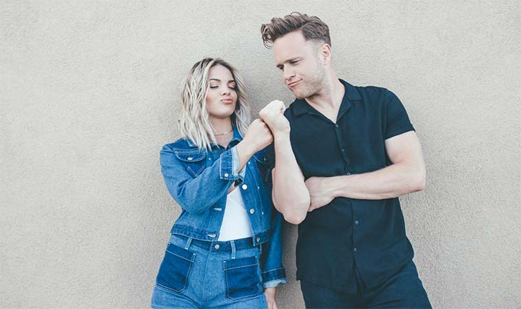 Olly Murs and special guest Louisa Johnson