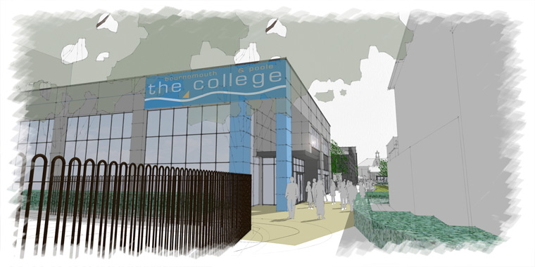 Plans for Bournemouth & Poole College