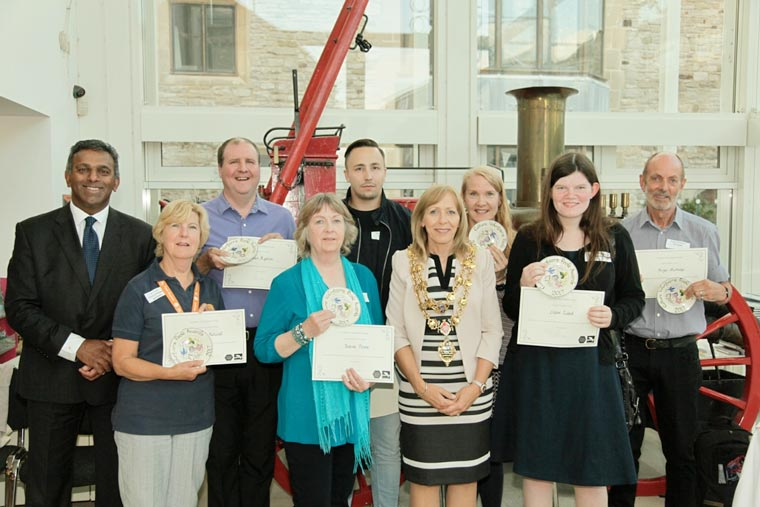 The Poole Cultural Volunteer Awards