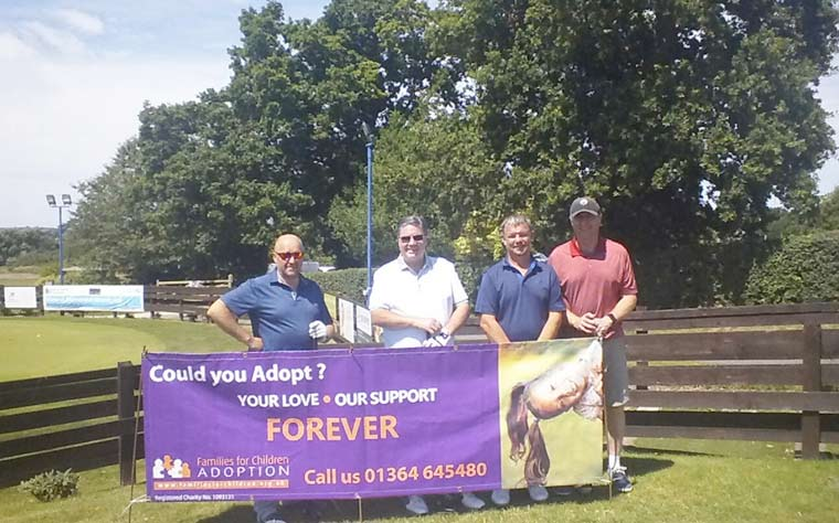 Dudsbury Golf Club fundraiser