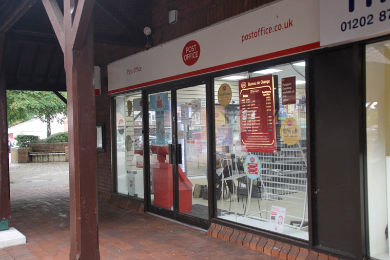 Ferndown post office set to reopen