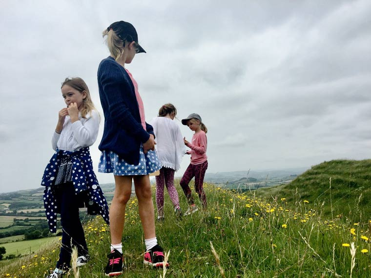 The South Dorset Ridgeway Poetry Parks will form part of the GPS Soundscape App family, through which people can discover, explore and gain new insight into this incredible landscape.