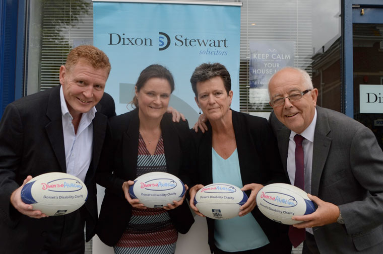 Charity rugby lunch for Diverse Abilities