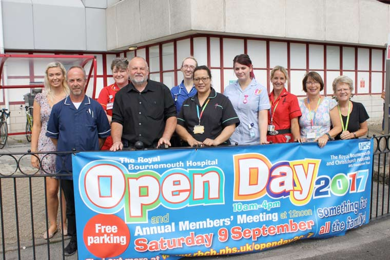 The Royal Bournemouth Hospital Open Day
