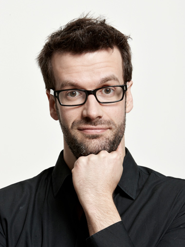 Marcus Brigstocke to headline the Sunday night of comedy at Bestival