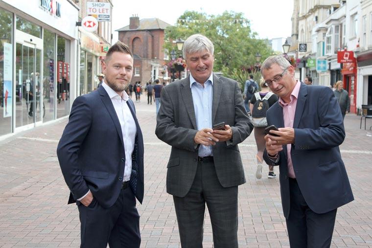 Poole BID proposes free Wifi