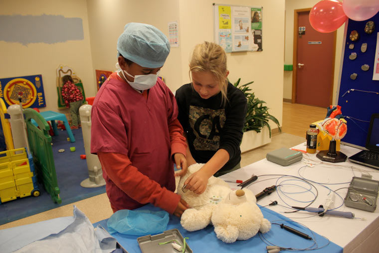 Royal Bournemouth Hospital's Open Day