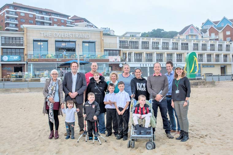 Urban Guild announce charity partnership with Dorset Children's Foundation