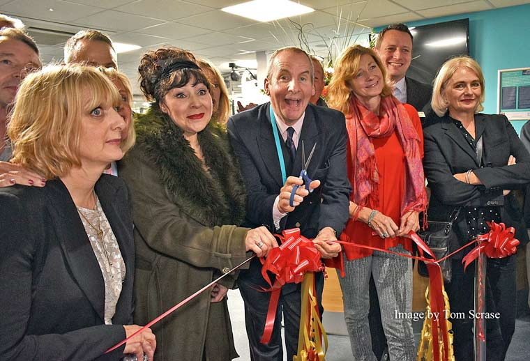 Brittas Empire opens renovated gym