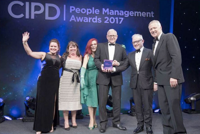 Christchurch and East Dorset Councils walk away with CIPD Award
