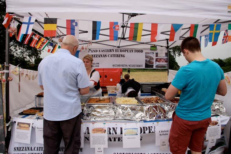 Wimborne Food Festival Cancelled