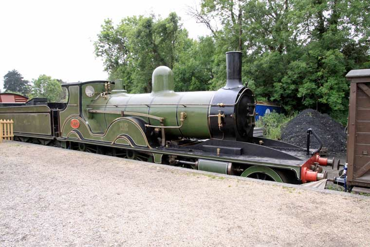 Unique restoration project by Swanage Railway Trust takes a step forward