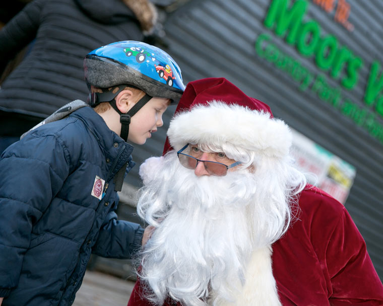Santa Specials and more at Moors Valley Country Park