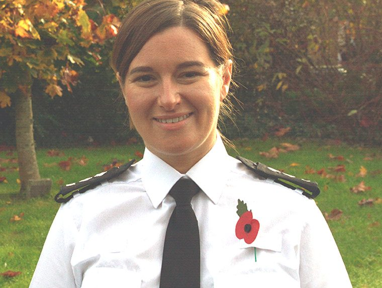 First Direct Entry inspector to join Dorset Police