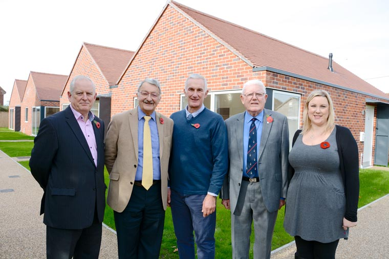 Talbot Village Trust awards Bournemouth War Memorial Homes £100,000 grant