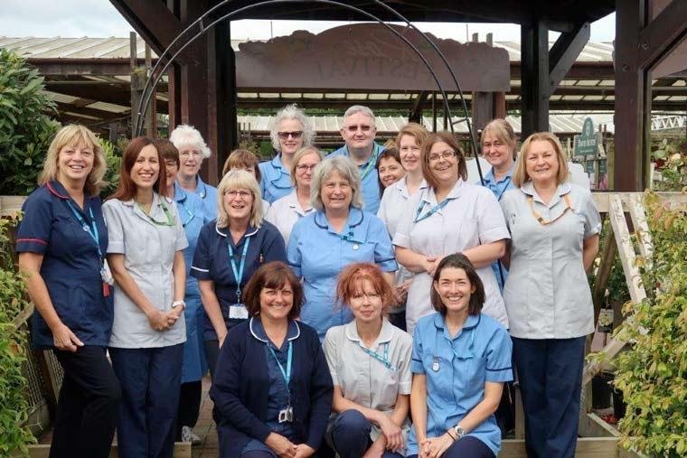 Dorset's Leg Ulcer Service celebrates with special conference