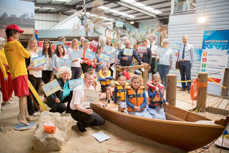 National award for a Dorset forum's CoastWise video