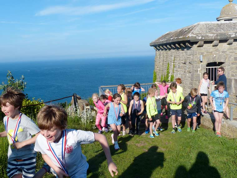Dress up for the Durlston Dash